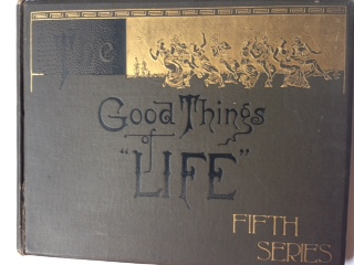 "Image for The Good Things of "" Life"" : Fifth Series"