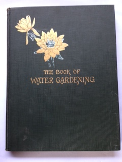 Image for The Book of Water Gardening