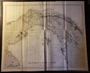 "Image for Original Map -""The Isthmus of Panama and Darien."""