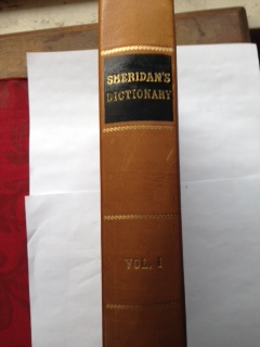 Image for A General Dictionary of the English Language. One Main Object of Which, is , to Establish a Plain and Permanent Standard of Pronunciation. To Which is Prefixed a Thetorical Grammar,