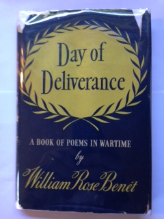 Image for Day of Deliverance : a Book of Poems in Wartime